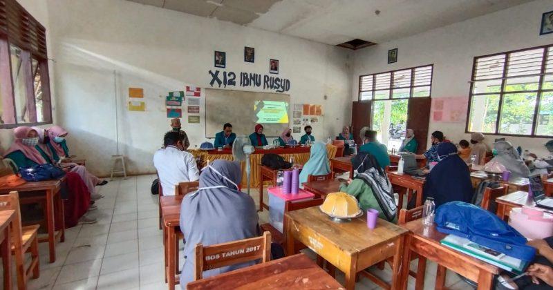 Implementasi Tridharma PT: FKIP UMMA Gelar Kembali Kegiatan Pengabdian Kepada Masyarakat